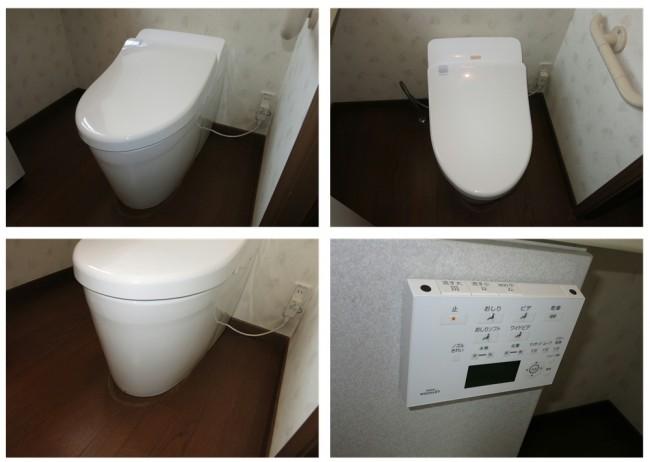 枚方M邸トイレ2×2.-1000