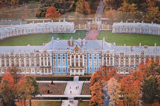 エカテリーナ宮殿(ロシア)2_550