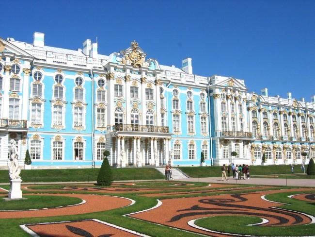 エカテリーナ宮殿(ロシア)3