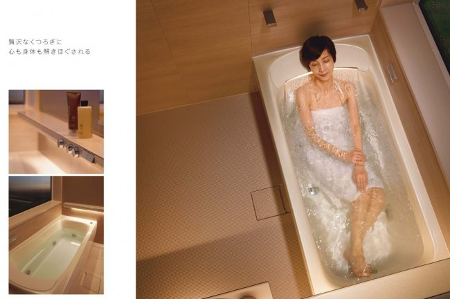 TOTO浴室シンラ