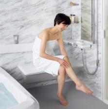浴室ベンチシート